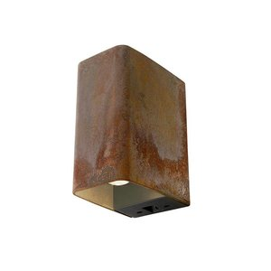 In-Lite buitenlampen en tuinverlichting 12 volt ACE DOWN-UP CORTEN