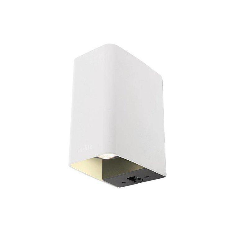 In-Lite buitenlampen en tuinverlichting 12 volt ACE DOWN-UP CORTEN