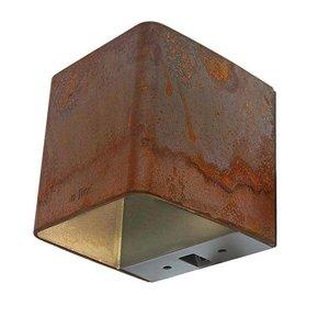 In-Lite buitenlampen en tuinverlichting 12 volt ACE DOWN-UP CORTEN 100-230V
