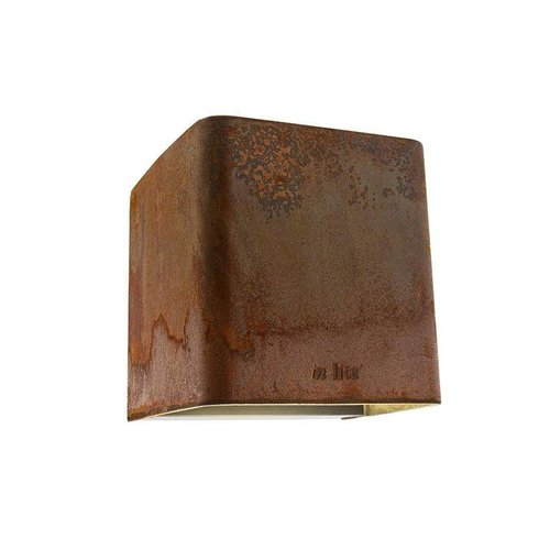 In-Lite buitenlampen en tuinverlichting 12 volt ACE DOWN-UP CORTEN 100-230V