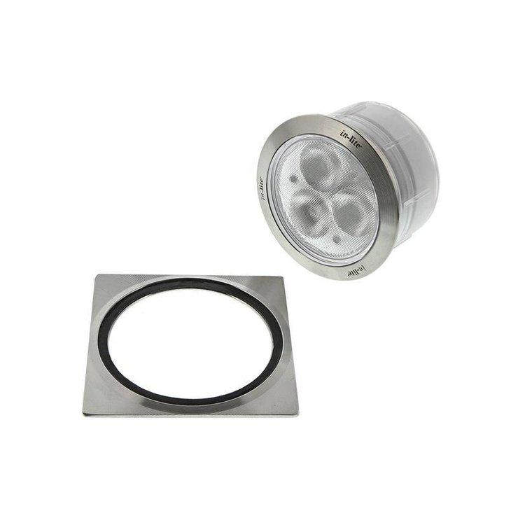 In-Lite buitenlampen en tuinverlichting 12 volt PLATE 75