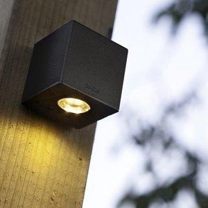 In-Lite buitenlampen en tuinverlichting 12 volt CUBID DARK