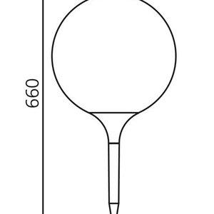 Artemide Artemide Castore 35 tischleuchte