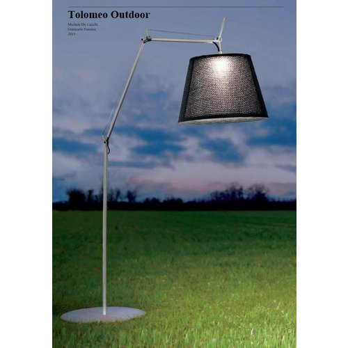 Artemide Tolomeo Paralume outdoor