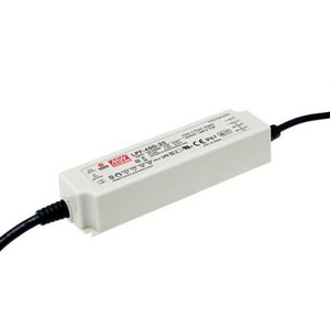 Lucente Meanwell Leddriver 40W 24V IP67 dimbaar