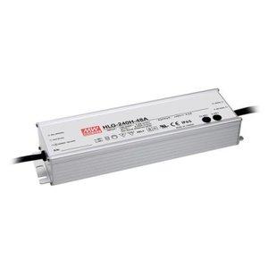 Lucente Meanwell Leddriver 240W 24V dimbaar IP67