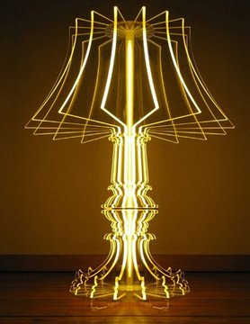 Sander Mulder Marie-Louise tafellamp