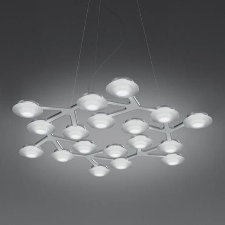 Artemide Artemide Led Net Circle Decken