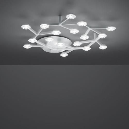 Artemide Artemide Led Net Circle Ceiling