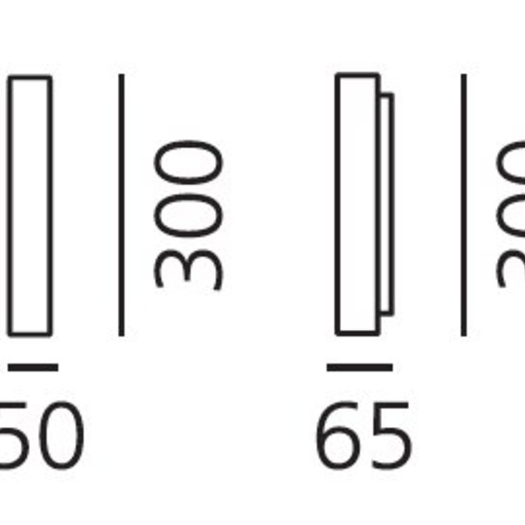 Artemide Artemide  Miyako 30 LED WALL