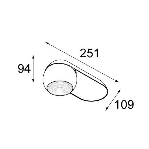 Modular Modular Marbul Led