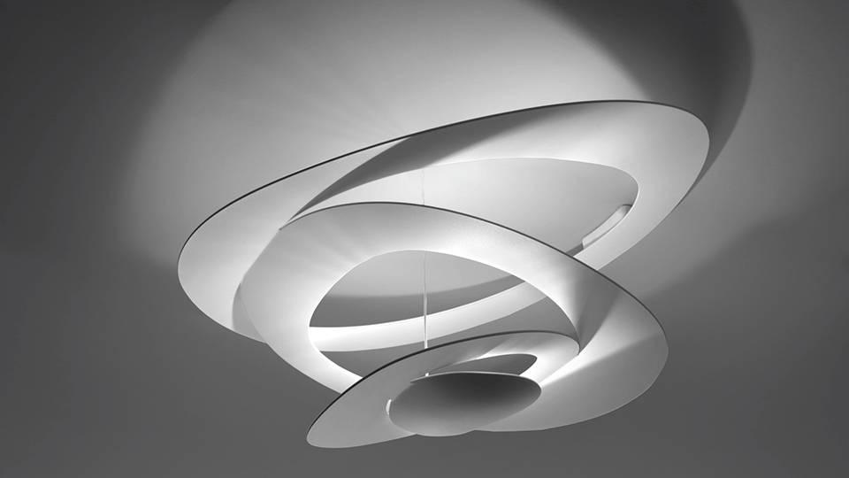 Artemide Artemide Pirce LED Ceiling