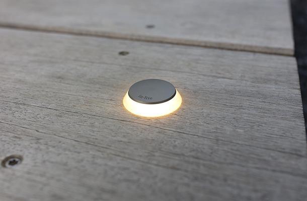 In-Lite buitenlampen en tuinverlichting 12 volt In-Lite PUCK