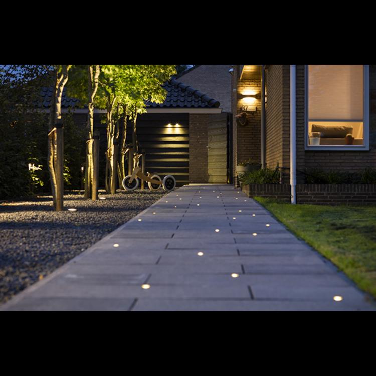 In-Lite buitenlampen en tuinverlichting 12 volt In-Lite Nero