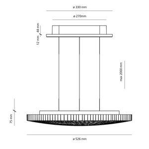 Artemide Artemide Calipso Hanglamp