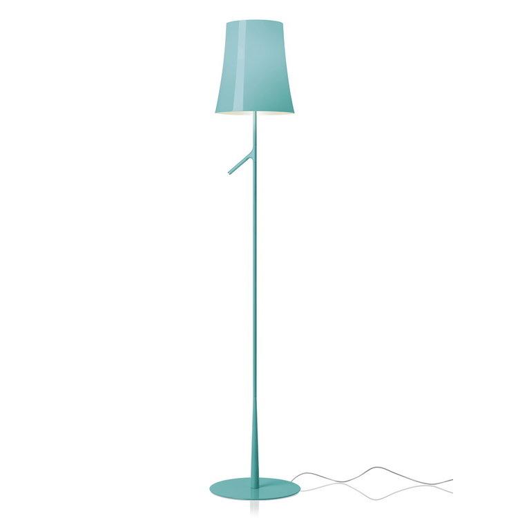 Foscarini Foscarini Birdie vloerlamp aan/uit