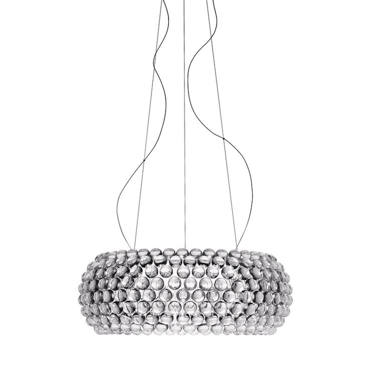 Foscarini Foscarini Caboche Plus Grande Led hanglamp 10mtr