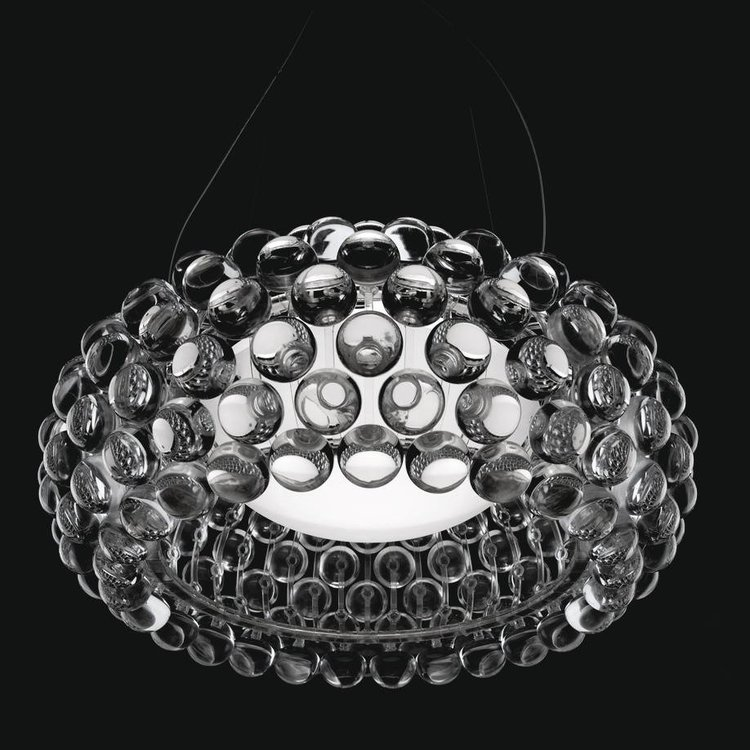 Foscarini Foscarini Caboche Plus Media Led hanglamp 10 mtr