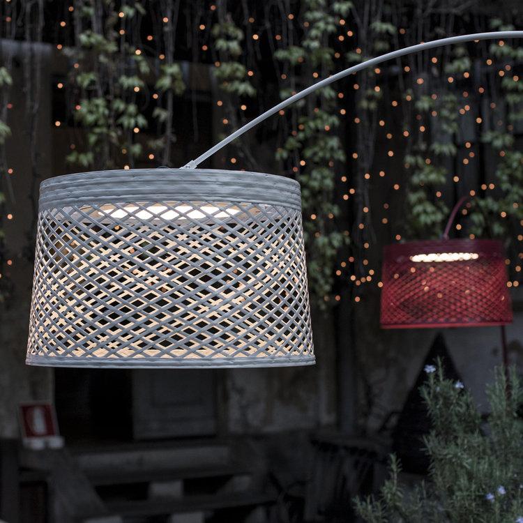 Foscarini Foscarini Twiggy Grid buiten booglamp