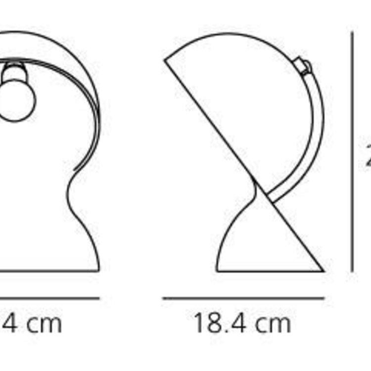 Artemide Artemide Dalu Tafellamp