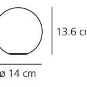 Artemide Artemide Dioscuri Table