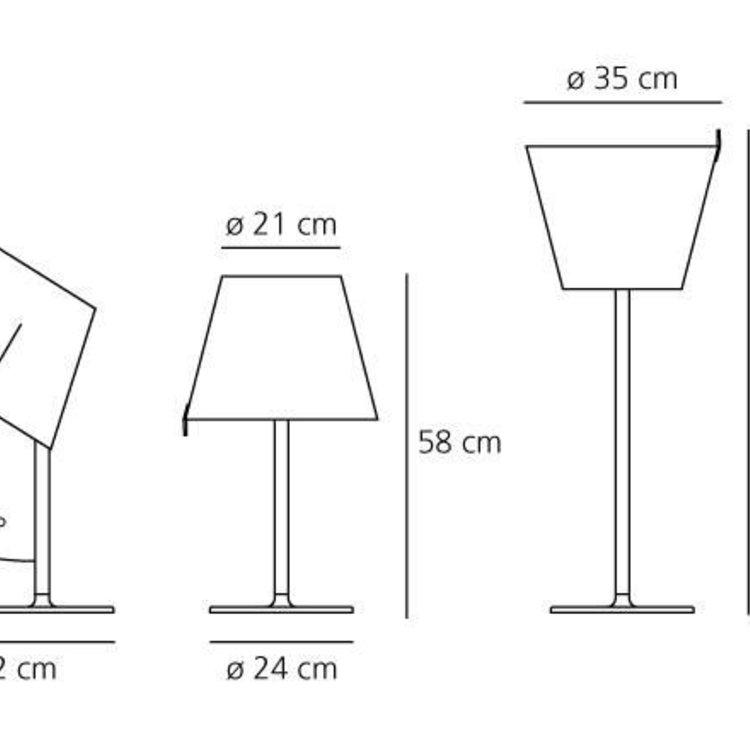 Artemide Artemide Melampo table - Tafellamp