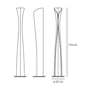 Artemide Artemide Cadmo LED Stehleuchte