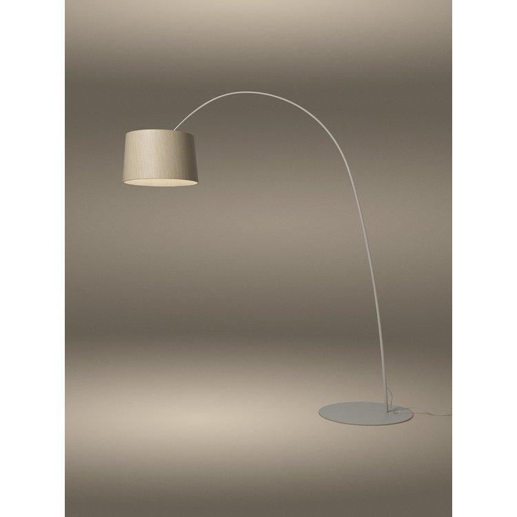 Foscarini Foscarini Twiggy Wood Led Vloerlamp (Booglamp)