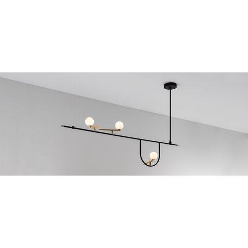 Artemide Yanzi  hanglamp - suspension 1 en SC1
