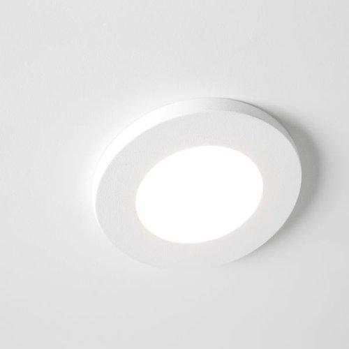 Modular Doze rond inbouw wandlamp