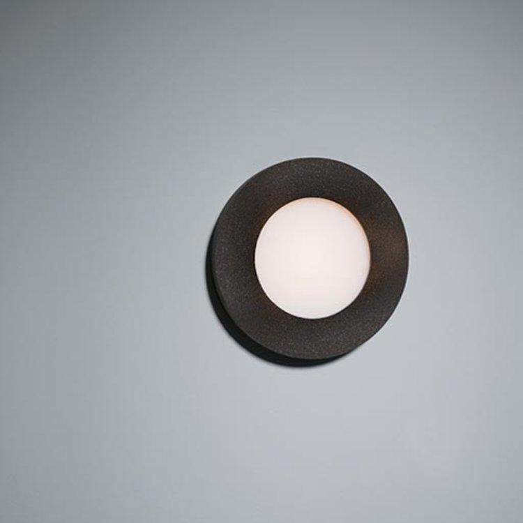 Modular Modular Doze rond inbouw wandlamp rond
