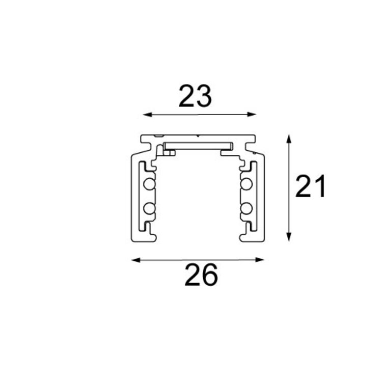 Modular Modular Pista Track 48V