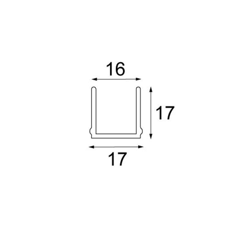 Modular Modular Pista 48V  cover afdekplaat