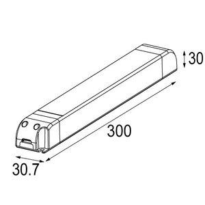 Modular LED gear 48V 120W