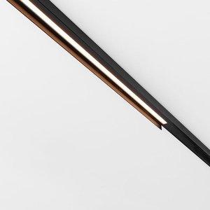Modular Linear Flaps GI 2500mm Pista Track