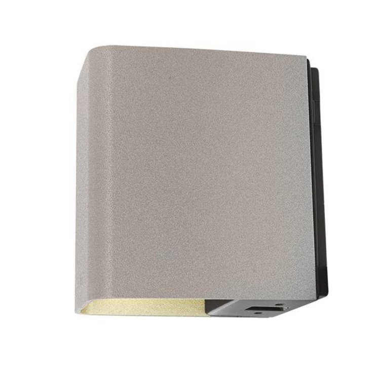 In-Lite buitenlampen en tuinverlichting 12 volt In-lite Ace Down flat grey