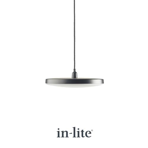 In-Lite buitenlampen en tuinverlichting 12 volt Disc pendant