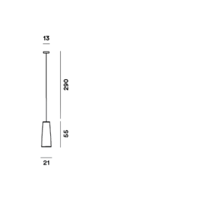 Foscarini Tite sospension