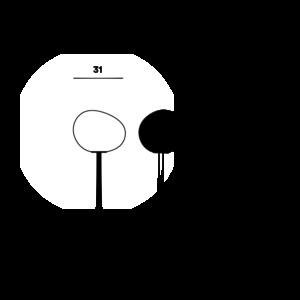 Foscarini Foscarini Gregg  Alta tafellamp