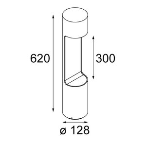 Modular Modular George buitenlamp (IP54)