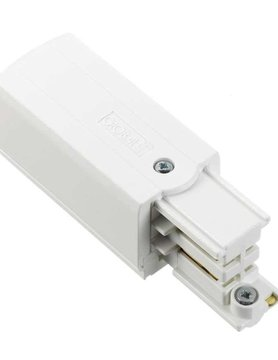 Nordic Aluminium End feed rechts (railaansluiting 220V)