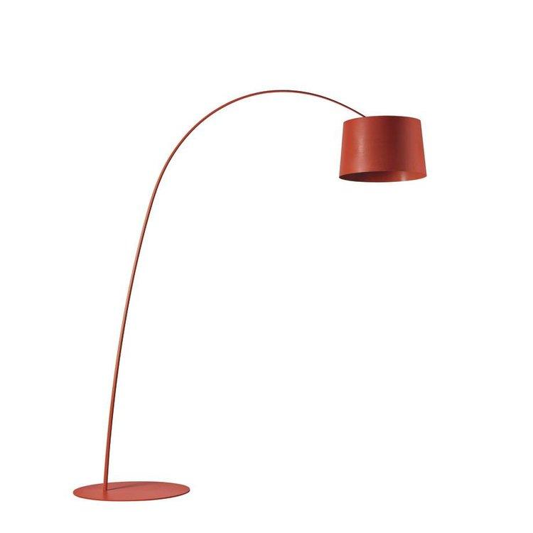 Foscarini Foscarini Twiggy Terra vloerlamp