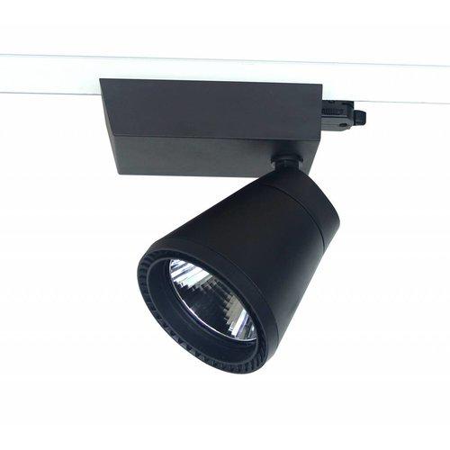 Lucente Loki railspot 1100Lm zwart