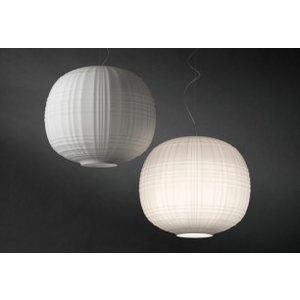 Foscarini Tartan suspension