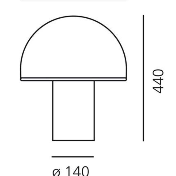 Artemide Artemide Onfale Grande Tafellamp
