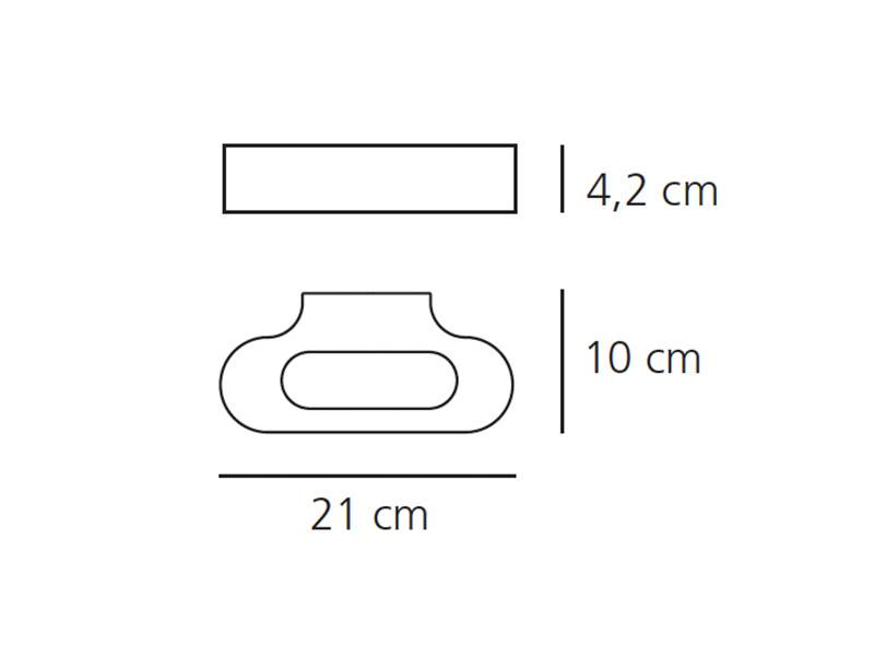 Artemide Artemide Talo  Wall