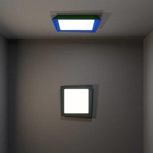 Artemide Artemide Crazy Wall/Ceiling