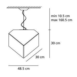 Artemide Artemide Edge 30 suspension