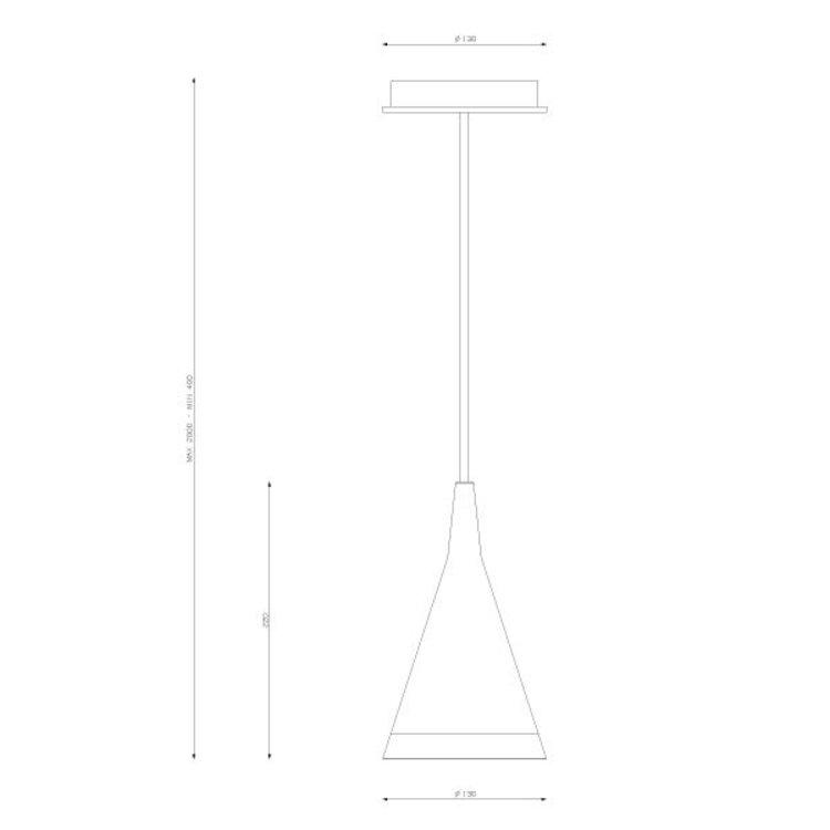 Artemide Artemide Vigo suspension