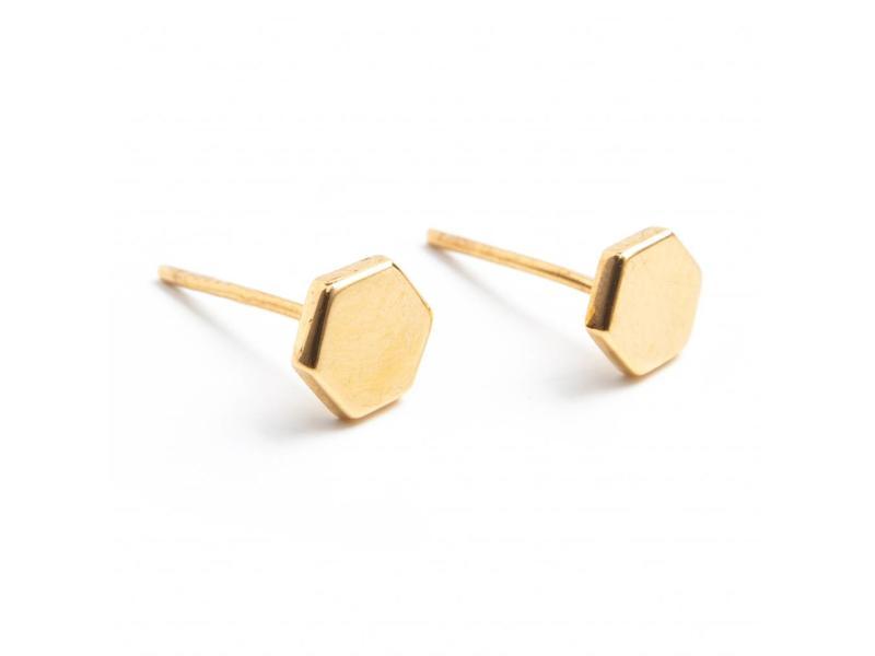 Ohrringe gold HXGN